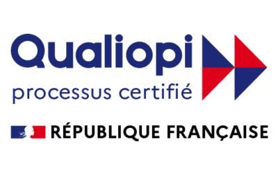 L'ENSAP certifiée QUALIOPI : la garantie de qualité de vos formations !